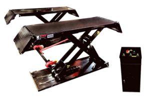 Hot Sale Hydraulic Car Lift Low Rise Scissor Lift 1000mm/3000kg MID Rise  Auto Lift