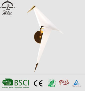 Decorative Bird-Shaped LED Wall Lamps for Indoor Lighting pictures & photos