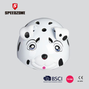 Speedzone in-Mold 3D Animal Shape Helmet for Kids