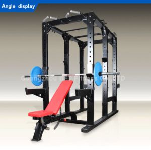 The New Design Body Building Equipment Squat Rack Fitness Equipment Bft-1014/Life Fitness Gym Equipment China Equipment Hammer Strengh Machine pictures & photos
