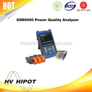 Handheld Power Quality Analysis Equipment (Three Phase) GDE6000 pictures & photos
