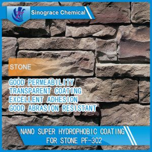Nano Super Hydrophobic Coating for Concrete / Roof Tile / Stone / Wood etc (PF-302) pictures & photos