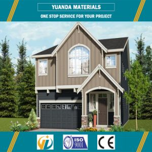 Sandwich Panel Material and Warehouse, Villa, Office Use Prefabricated Commercial Buildings pictures & photos