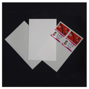 Hot Sale White PVC Sheet Inkjet Printing pictures & photos