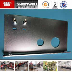 Laser Cutting Metal Bending Sheet Rivet Nut Assembly