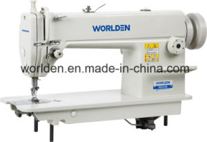 Wd-6150 High-Speed Lockstitch Industrial Sewing Machine pictures & photos