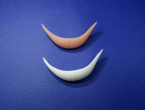 Long and Thick Chin Implant pictures & photos