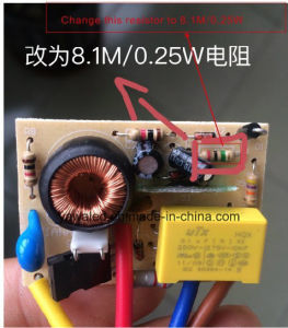 China Mt 1009a Touch Dimmer Led Dim Switch