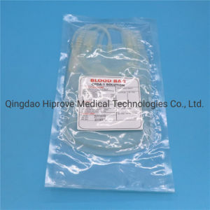 Disposible Sterile Medical PVC Blood Collection Bag