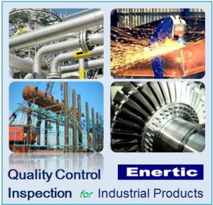 Quality Control and Inspection Service for Industrial Products