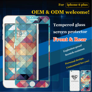 for iPhone 6 Customized Tempered Glass Screen Protector pictures & photos