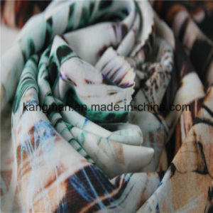 100% Rayon Fabric with Digital Printing 1420mm pictures & photos
