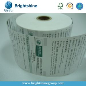 3primary White Warehouse Popular Products 60GSM Thermal Paper