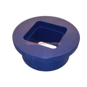 OEM Oilproof Nitrile Rubber Buffer Engine Mount Bushing / Flanged Insert Sleeve pictures & photos