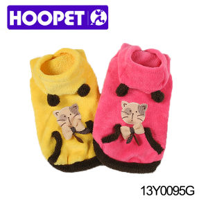Hot Selling Fleece Winter Dog Clothes for Chihuahuas