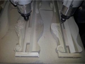 8 Spindle Woodworking Relief Engraver Router pictures & photos