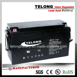 12V24ah Solar Power Battery with CE & UL Certificate pictures & photos