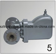 Cast Steel Lever Float Ball Steam Trap pictures & photos
