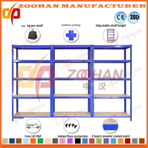 Fashionable Metal Multi Layers Light Duty Warehouse Storage Racking (Zhr173) pictures & photos