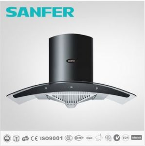 Stainless Steel Baffle Filter Kitchen Aire Range Hood