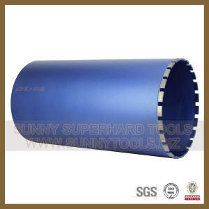 High Quality Sintered Diamond Core Drill Bits for Stone pictures & photos
