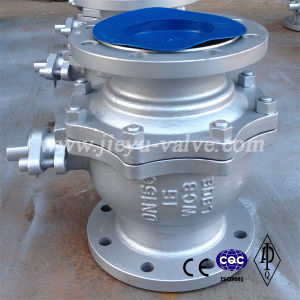 Pn16 Carbon Steel Ball Valve pictures & photos
