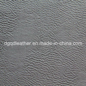 Embossed Design Semi-PU Leather (QDL-51369) pictures & photos