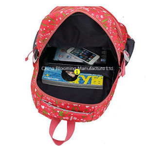 Kids Book Back to School Backpack Wheel Trolley Luggage Bag pictures & photos