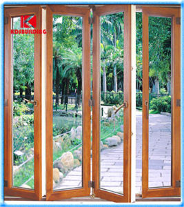 Aluminum Folding Door with Four Sashes (KDSF005)  sc 1 st  Xiamen KDSBuilding Material Co. Ltd. & China Aluminum Folding Door with Four Sashes (KDSF005) - China ...