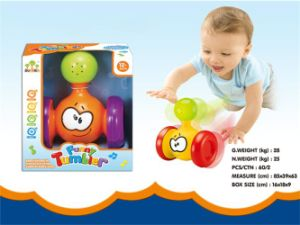 Baby Funny Toy Plastic Tumbler Toy (H9327004) pictures & photos