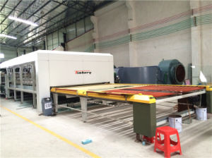 Horizontal Two-Chamber Glass Tempering Furnace Machine