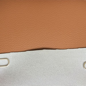High Quality PVC Leather for Car Seat (HS-PVC1608) pictures & photos