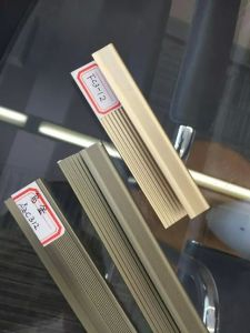 Flooring Accessories of 12mm U End Metail Trims pictures & photos
