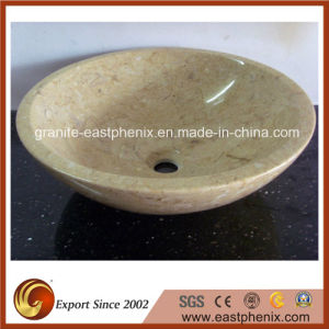 Good Quality Beige Bathroom Sinks