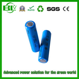 Rechargeable Li-ion Battery with Protection PCB 3.7V 2000mAh pictures & photos