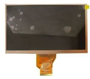 TFT LCD Module 7-Inch with 800X480 Dots Resolutions