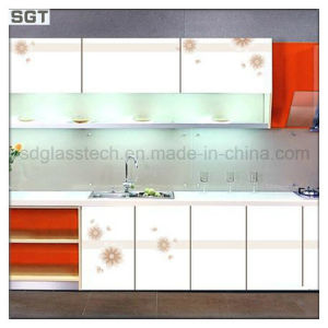 3mm-19mm Low Iron/Ultra Clear Glass for Kitchen Splashback pictures & photos