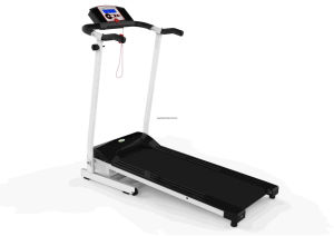 Home Motorized Mini Treadmill, DC Treadmill, 10km Treadmill, Sport Products, 500W Treadmill, Running Machine, Walking Machine, Mini Treadmill (UJK-1601) pictures & photos