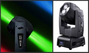 6PCS 10W CREE LED Wash Light Moving Head