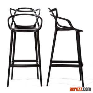 Replica Modern Design Outdoor Plastic Counter Bar Stool pictures & photos