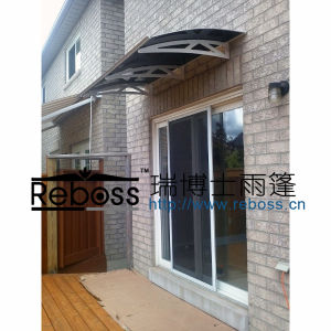 Polycarbonate Shutter / Canopy / Sunshade/ Shed for Windows& Doors (K2000A-L) pictures & photos