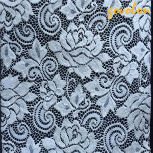 Polyester Lace/Cotton Lace/Nylon Lace (SGS Approved) pictures & photos