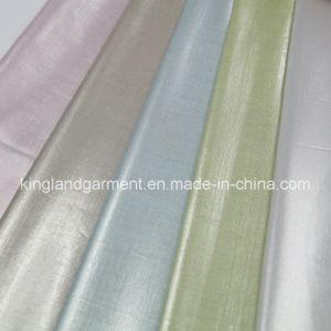 Polyester Anti UV Reflective Fire Retardant Fireproof One Way See Through  Lurex Fabric