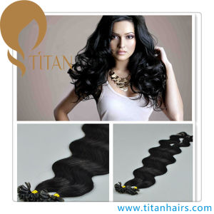 Best Quality Human Hair Extension with Pre Bonded U Tip
