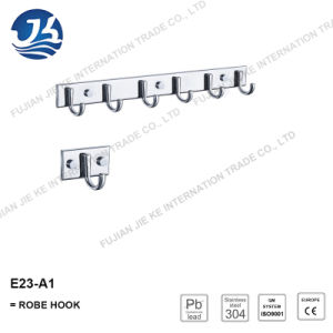 High Quality 304 Stainless Steel Simple Bathroom Hange (E21-A1)