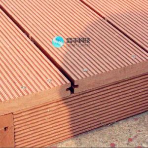 Pressure Treated Wood and Waterproof Swimming Pool WPC Decking