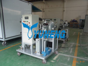 Zjc3ky Lube Oil Treatment Machine Sold in China pictures & photos