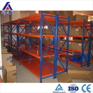 Medium Duty Warehouse Steel Rack with 4 Levels pictures & photos