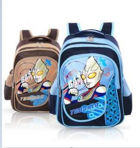 Cartoon Children′s School Backpack Bags