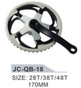 Chain Wheel & Crank with Bike pictures & photos